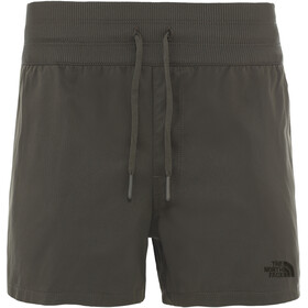 The North Face Aphrodite Shorts Women new taupe green